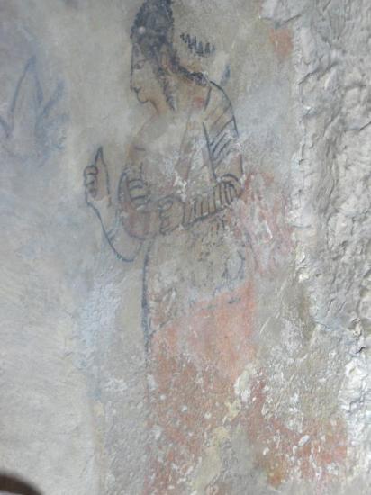 Niche peinte (Hadda, III-IVe s.)