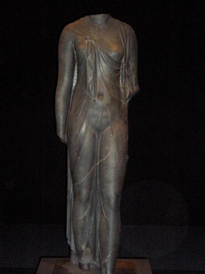 Statue d'une reine lagide (Arsinoé II ?)