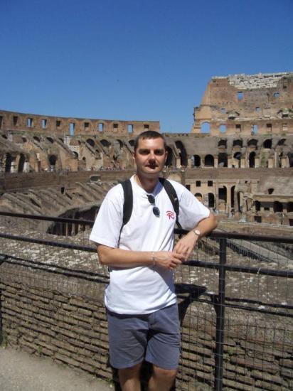 Rome, le Colisée (mai 2005)