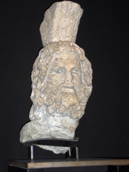Sérapis, le dieu gréco-égyptien