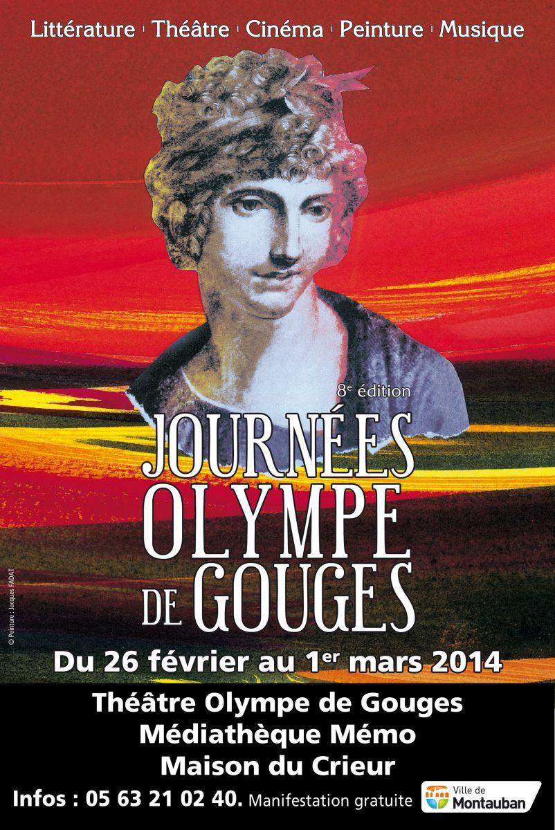 8e édition des Journées Olympe de Gouges